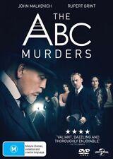 Agatha Christie - The ABC Murders : NEW DVD