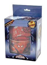Tazza ceramica con Tovaglietta in cotone Spiderman Marvel M92642