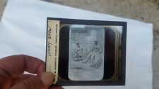 "Magic Lantern Glass Slide ""Ivory Snow Advertisement"" Two Voices and One Mind."