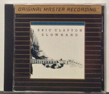 Eric Clapton - Slowhand MFSL Gold CD  (Remastered)