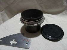 OKC1-22-1 3.2/22 mm Russian LENKINAP lens for BNC mount Cine movie camera  8351