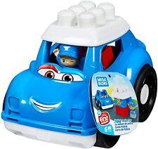 MEGA BLOKS PETER POLICE CARS