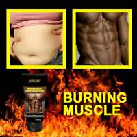 Fat Burning Cream Anti Cellulite Slimming Weight Loss Abdominal Muscle New
