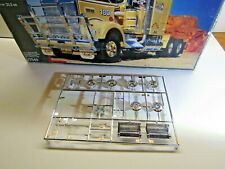 Revell 1:25 Scale Kenworth T900 Australia Chrome Sprue as pictured - Incomplete