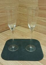 Set of 2 Wilton Toasting Glasses For Weddings or Anniversary Celebrations *Read*