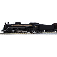Kato 2026-1 Steam Locomotive 2-6-2 Type C59 - N