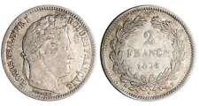 Louis-Philippe Ier (1830-1848) - 2 francs 1834 D (Lyon)