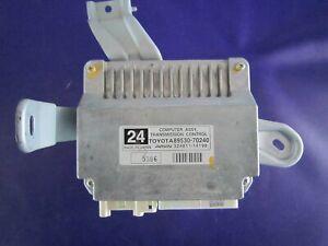 Toyota Aygo/Semi Auto Gearbox ECU Citroen C1/Peugeot 108 107  89530-70240