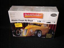 Testors Aluma-Coupe By Boyd 1/24 QuickBuilder Kit