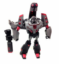 "Transformers animated grand leader class megatron 10"" electronic figure toy"