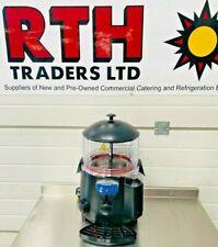 More details for hendi ~ hot chocolate machine / hot drinks dispenser ~ 5l tank bain marie £350+v