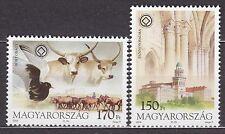 HUNGARY 2004 **MNH SC# 3881 - 3882  UNESCO - World Heritage Sites