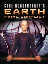 NEW - Earth: Final Conflict - The Complete Season 3