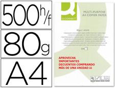 5 PAQUETES PAPEL A4 80 gr. 500 FOLIOS por PAQUETE - Ref 31341 (1 CAJA) SUPERIOR
