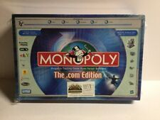 2000 Monopoly The .Com Edition Board Game Complete!