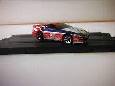 Aurora Afx Tomy Red White Blue Nissan 300Z Slot Car HO*SHARP&FAST