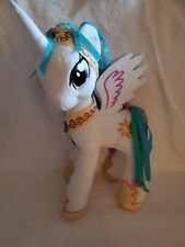 "My Little Pony 17"" Plush Princess Celestia Hasbro 2013 - Still with Tag"