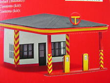 Busch 1419 MINOL Tankstelle HO