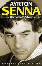 Ayrton Senna: The Whole Story-ExLibrary