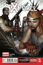 X-FORCE (2014) #2 VF/NM MARVEL NOW!