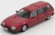 "Citroën CX 25 TRD Turbo 2 Break ""Dark Red Metallic"" 1987 (KESS 1:43 / 43011021)"