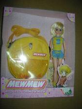 Tokyo Mew Mew STRAWBERRY Bag Yellow giochi preziosi FIGURE + Borsa doll