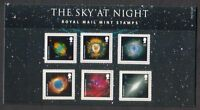 2007 THE SKY AT NIGHT PRESENTATION PACK NO 394