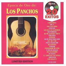 Los Panchos : Serie 20 Exitos-Epoca de Oro D Latin Pop/Rock 1 Disc Cd