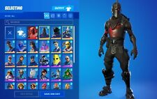 New listing OG FN Account 45 Skins   Black Knight   Reaper   Royale Knight   Only PC