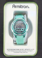 Armitron Sport Women's 45/7053 Digital Resin Strap Watch *New*