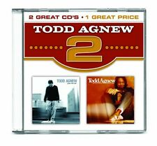 Grace Like Rain / Reflection of Something - Todd Agnew (2CD, 2005)