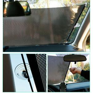 Retractable Truck Car Sun Shade Car Windshield Curtain Ranti-ultraviolet Curtain