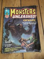 Monsters Unleashed! 1974 No. 7