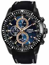 Relojes de pulsera Lorus de goma Cronógrafo