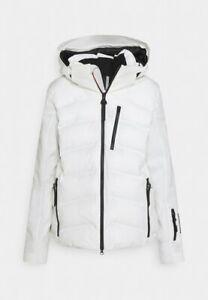 SUPERDRY Women's Motion Pro Puffer Ski Snow Jacket