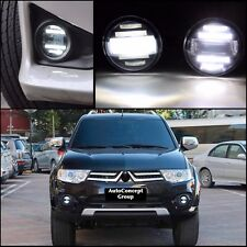 MITSUBISHI TRITON L200 ML MN MQ LED & DRL FOG DRIVING DAYTIME LIGHTS 2006-2017