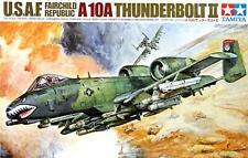 Tamiya U.S.A.F. Fairchild Republic A-10A Thunderbolt II 1:48 Scale #61028