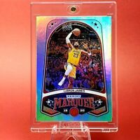 Lebron James HOLO CHRONICLES REFRACTOR LAKERS CARD - UV CASE - INVESTMENT - MINT
