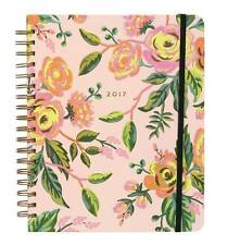 Rifle Paper Co. - 2016-2017 Jardin de Paris- 17 Month Agenda / Planner - LAST 4