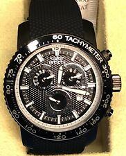 Mens Invicta 11295 Specialy Collection. Chronograph, Trinite, 100m Black Watch.