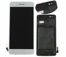 Silver For LG M210 MS210 Aristo LV3 LG K8 2017 Touch Screen LCD Display Frame