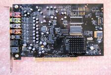 Creative Sound Blaster X-Fi internal PCI sound card SB0770 Dell 0WW202