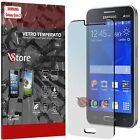 Pellicola Vetro Temperato Per Samsung Galaxy Core 2 SM-G355 Proteggi Display LCD