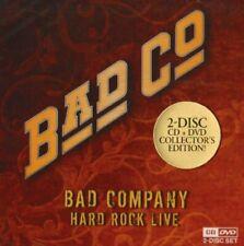 Bad Company: Hard Rock Live (DVD,2010)