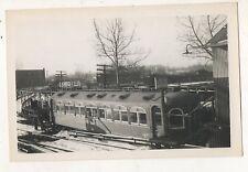 Lehigh Valley Transit Trolley 69th Street Station Philadelphia Pa 1944 Photo