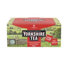 Yorkshire Tea Envelopes - Strong British Tea 1 x 200's