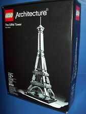 LEGO 21019 Architecture Eiffel Tower new sealed