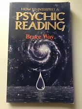 Psychic Reading: by Bruce Way