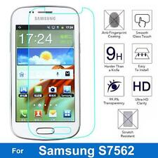 Tempered Glass Film for Samsung Galaxy S Duos Screen Protector S7562 GT-S7562