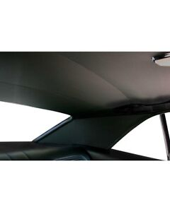 Black Bowed Headliner & Sail Panels for 1968  Camaro by TMI - Made in the USA